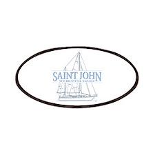St. John NB - Patches