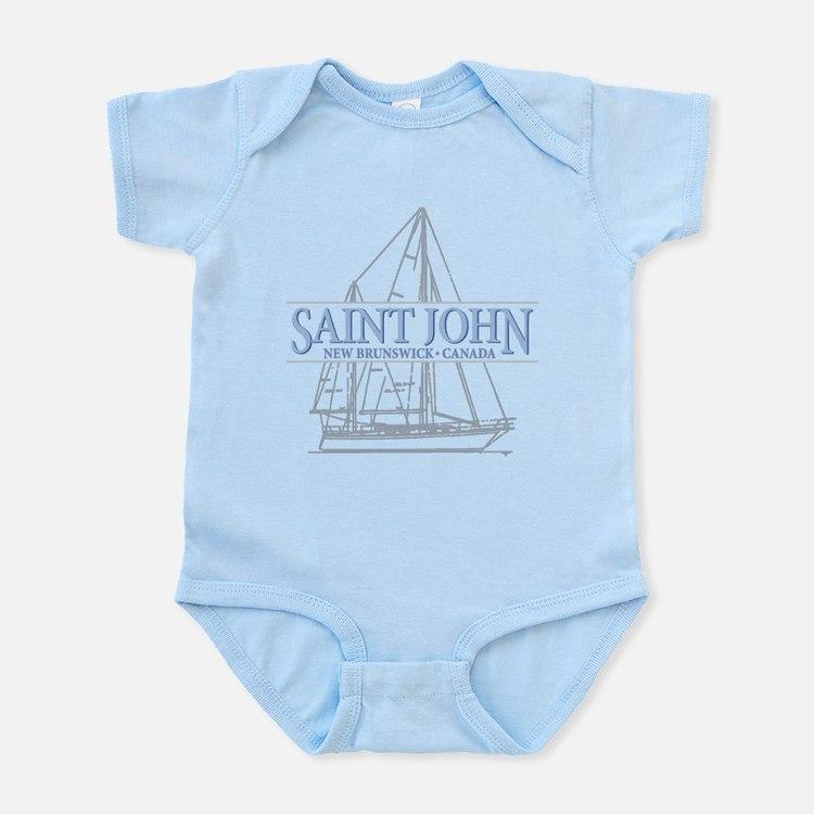 St. John NB - Infant Bodysuit