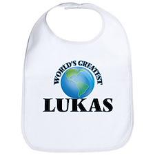 World's Greatest Lukas Bib