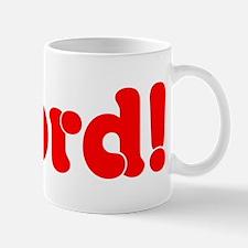 Word! Mugs