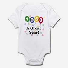 1958 A Great Year Infant Bodysuit