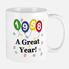 1958 A Great Year Mug