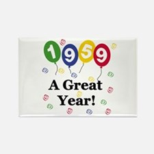 1959 A Great Year Rectangle Magnet