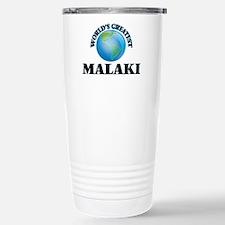 World's Greatest Malaki Travel Mug