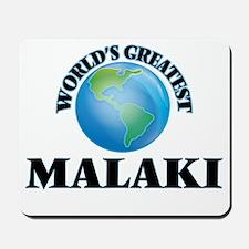 World's Greatest Malaki Mousepad