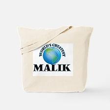 World's Greatest Malik Tote Bag