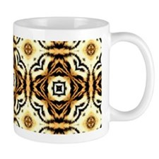 Trendy Chic Faux Leopard Mug