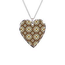 Trendy Chic Faux Leopard Necklace