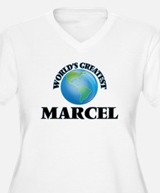 World's Greatest Marcel Plus Size T-Shirt