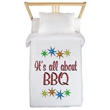 About BBQ Twin Duvet