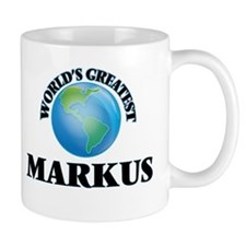 World's Greatest Markus Mugs