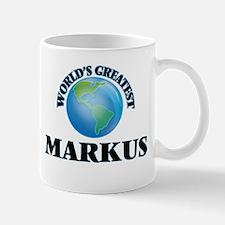 World's Greatest Markus Mugs