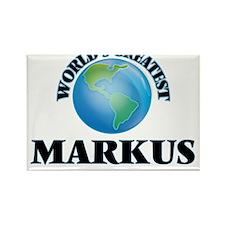 World's Greatest Markus Magnets