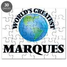 World's Greatest Marques Puzzle