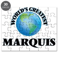 World's Greatest Marquis Puzzle