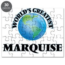 World's Greatest Marquise Puzzle