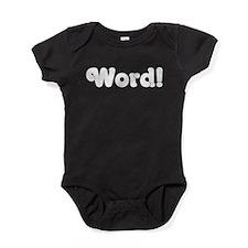 Word! Baby Bodysuit