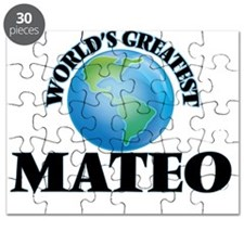 World's Greatest Mateo Puzzle