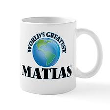 World's Greatest Matias Mugs