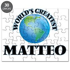 World's Greatest Matteo Puzzle