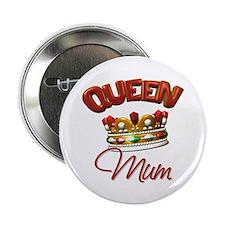 Queen Mum Button