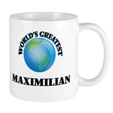 World's Greatest Maximilian Mugs