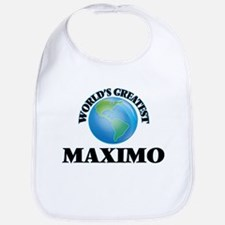 World's Greatest Maximo Bib
