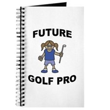 Future Golf Pro (Girl) Journal