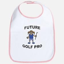 Future Golf Pro (Girl) Bib