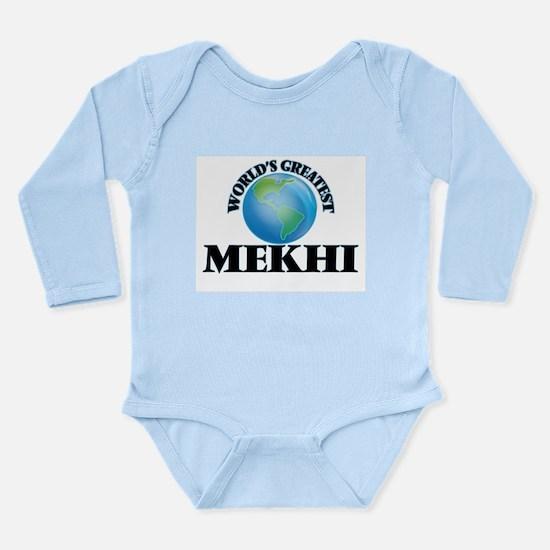 World's Greatest Mekhi Body Suit