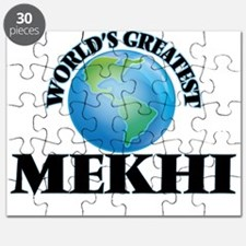World's Greatest Mekhi Puzzle