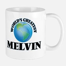 World's Greatest Melvin Mugs