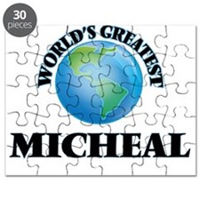 World's Greatest Micheal Puzzle