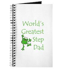 Greatest Stepdad Journal