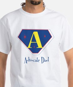 Advocate Dad (primary colors) Shirt