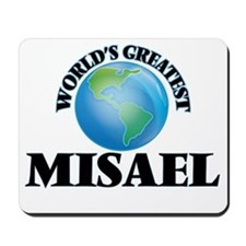 World's Greatest Misael Mousepad