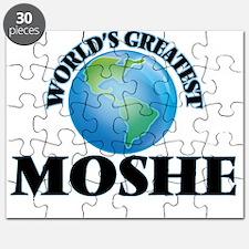 World's Greatest Moshe Puzzle