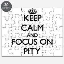 Keep Calm and focus on Pity Puzzle