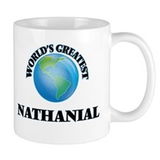 World's Greatest Nathanial Mugs