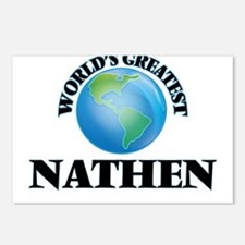 World's Greatest Nathen Postcards (Package of 8)