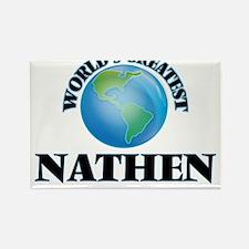 World's Greatest Nathen Magnets