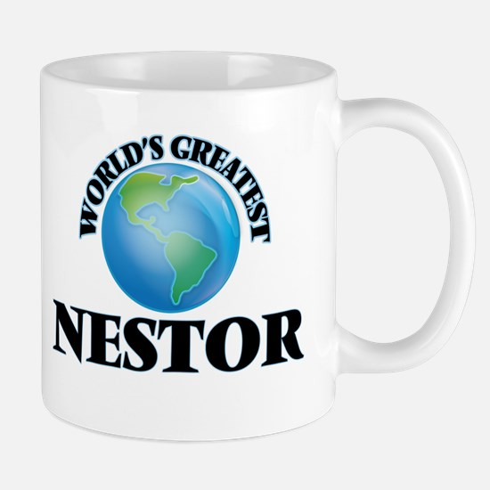 World's Greatest Nestor Mugs