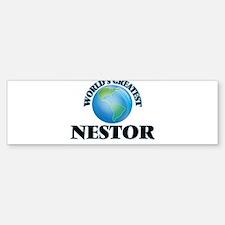 World's Greatest Nestor Bumper Bumper Bumper Sticker