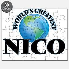 World's Greatest Nico Puzzle