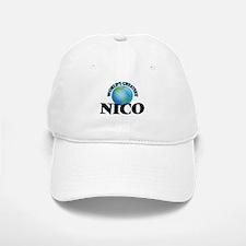 World's Greatest Nico Baseball Baseball Cap