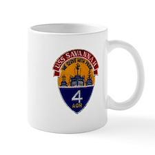 USS SAVANNAH Mug