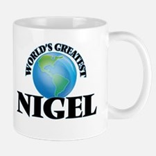 World's Greatest Nigel Mugs