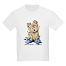 Blue Bunny Cairn T-Shirt