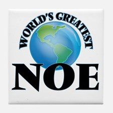 World's Greatest Noe Tile Coaster