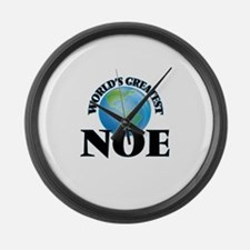 World's Greatest Noe Large Wall Clock